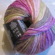 Austermanns Garn Rainbow color nr 630
