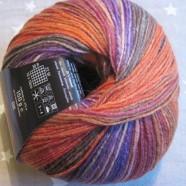 Austermanns Garn Rainbow color nr 631