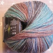 Austermanns Garn Rainbow colors nr 629