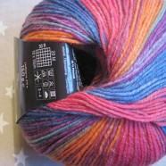 Austermanns Garn Rainbow color nr 632