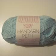 Mandarin Petit ny färg Mint